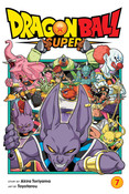 Dragon Ball Super Manga Volume 7