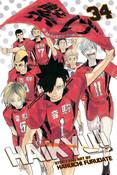 Haikyu!! Manga Volume 34