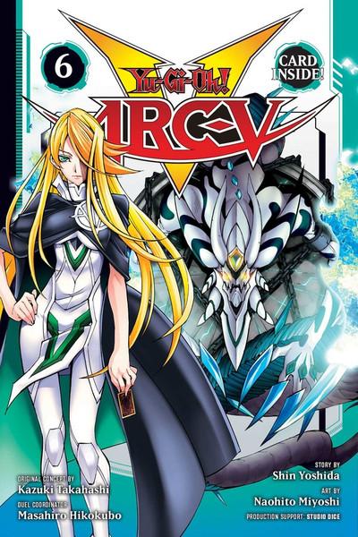 Yu-Gi-Oh Arc-V Manga Volume 6