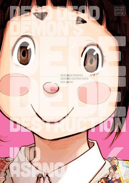 Dead Dead Demon's Dededede Destruction Manga Volume 6