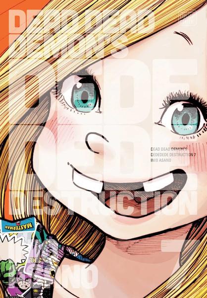 Dead Dead Demon's Dededede Destruction Manga Volume 7