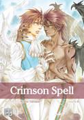 Crimson Spell Manga Volume 6
