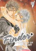 Finder Deluxe Edition Manga Volume 9