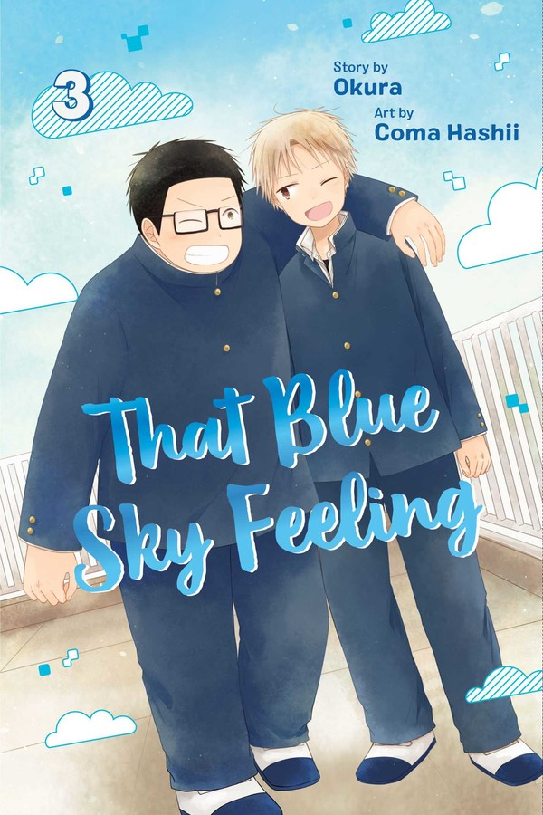 That Blue Sky Feeling Manga Volume 3
