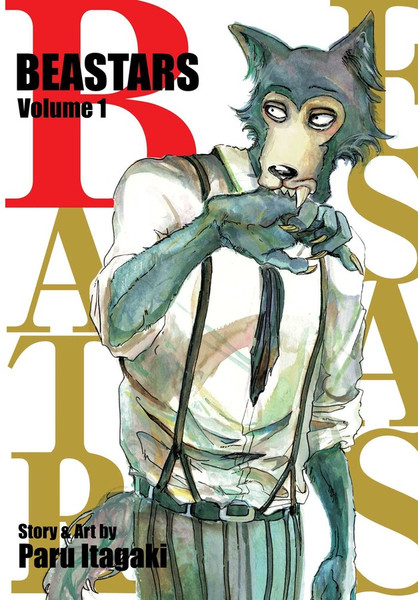 Beastars Manga Volume 1