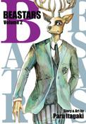Beastars Manga Volume 2