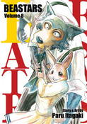 Beastars Manga Volume 8