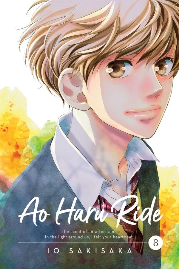 Ao Haru Ride Manga Volume 8