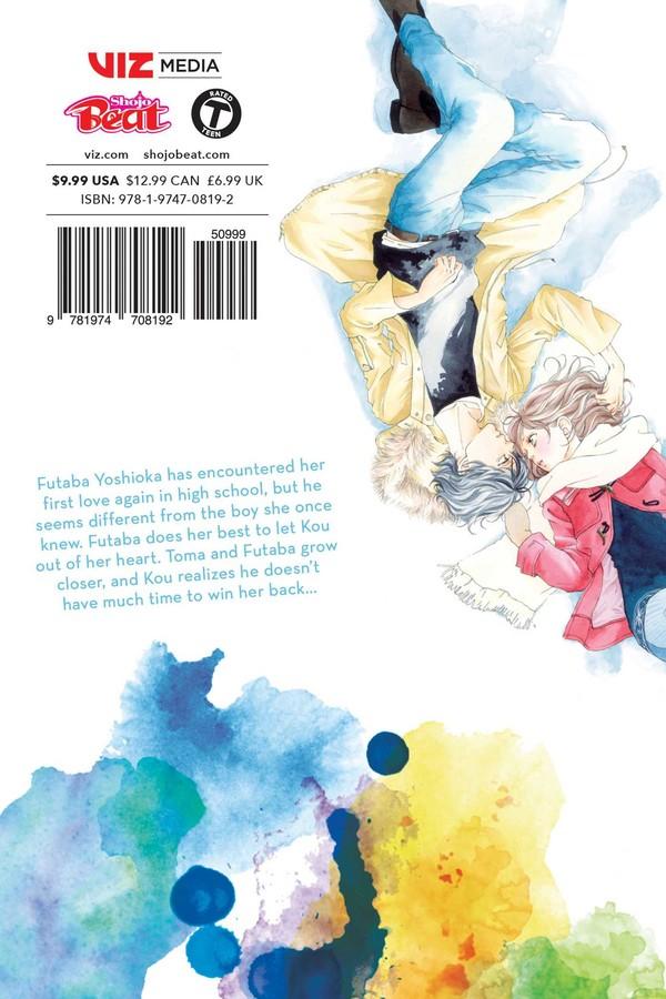 Ao Haru Ride Manga Volume 9