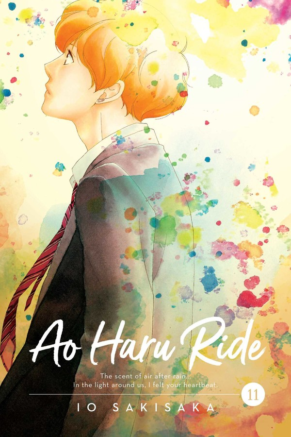 Ao Haru Ride Manga Volume 11