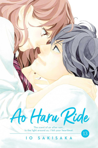 Ao Haru Ride Manga Volume 13