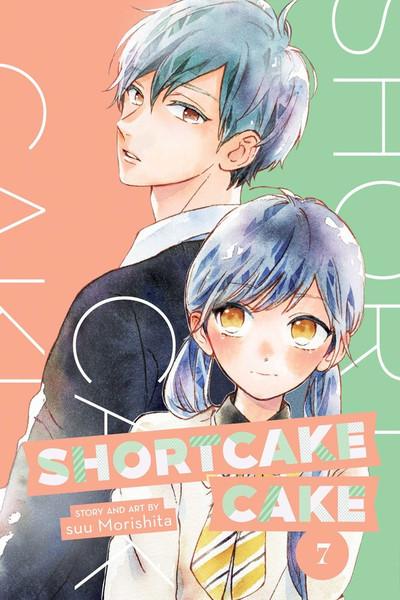 Shortcake Cake Manga Volume 7