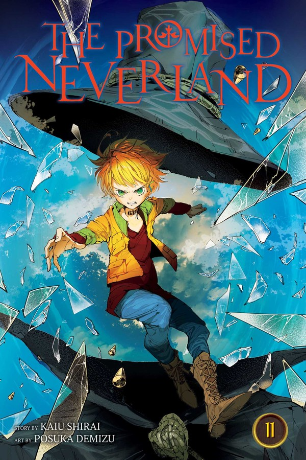 The Promised Neverland Manga Volume 11