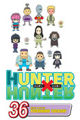 Hunter X Hunter Manga Volume 36