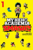 My Hero Academia Smash!! Manga Volume 1