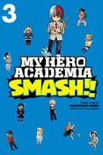 My Hero Academia Smash!! Manga Volume 3