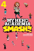 My Hero Academia Smash!! Manga Volume 4