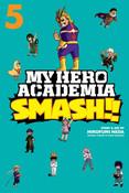My Hero Academia Smash!! Manga Volume 5