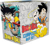 Dragon Ball Manga Box Set