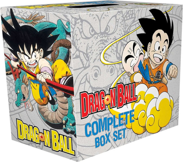 Dragon Ball Complete Manga Box Set