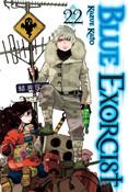 Blue Exorcist Manga Volume 22