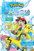Pokemon the Movie The Power of Us Zeraora's Story Manga