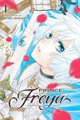 Prince Freya Manga Volume 1