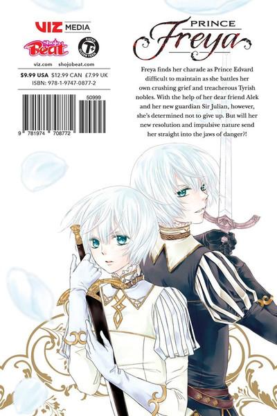 Prince Freya Manga Volume 2