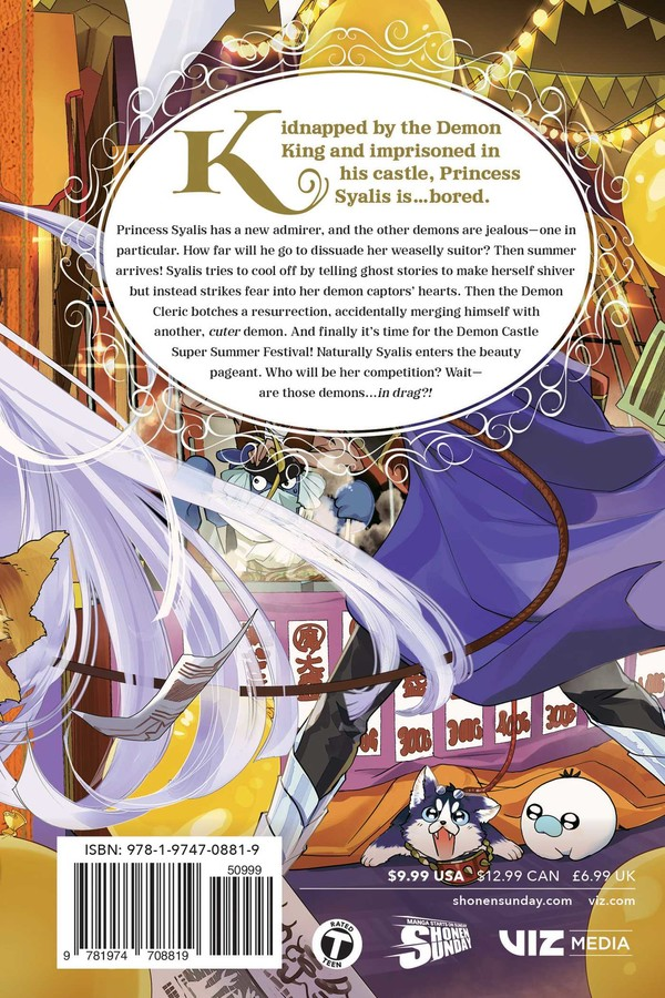 Sleepy Princess in the Demon Castle Manga Volume 9