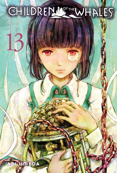Children of the Whales Manga Volume 13