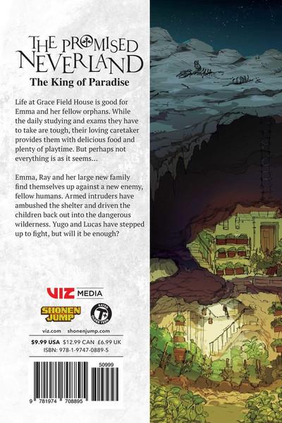 The Promised Neverland Manga Volume 13