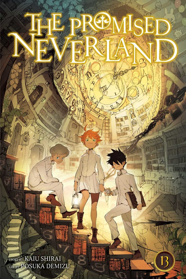 The Promised Neverland Manga Volume 13