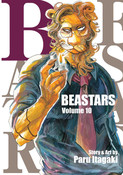 Beastars Manga Volume 10
