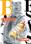 Beastars Manga Volume 11