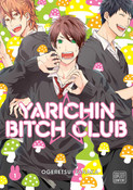 Yarichin Bitch Club Manga Volume 1