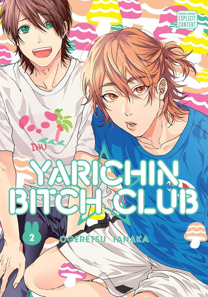Yarichin Bitch Club Manga Volume 2