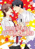 Yarichin Bitch Club Manga Volume 3