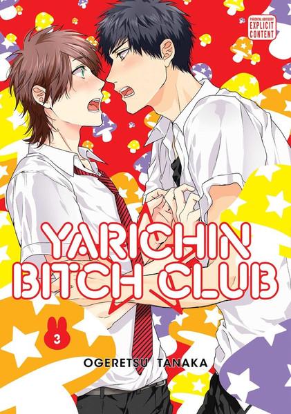 Yarichin Bitch Club Manga Volume 3