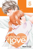 An Incurable Case of Love Manga Volume 5
