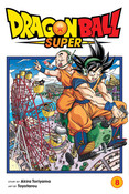Dragon Ball Super Manga Volume 8