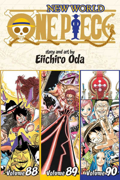 One Piece Omnibus Edition Manga Volume 30