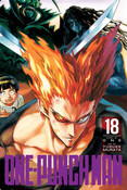 One-Punch Man Manga Volume 18