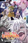 Twin Star Exorcists Manga Volume 17