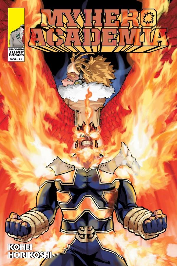 My Hero Academia Manga Volume 21