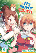 We Never Learn Manga Volume 9
