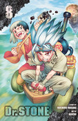 Dr. STONE Manga Volume 8