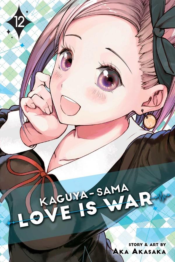Kaguya-sama Love Is War Manga Volume 12