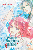 The Water Dragon's Bride Manga Volume 11