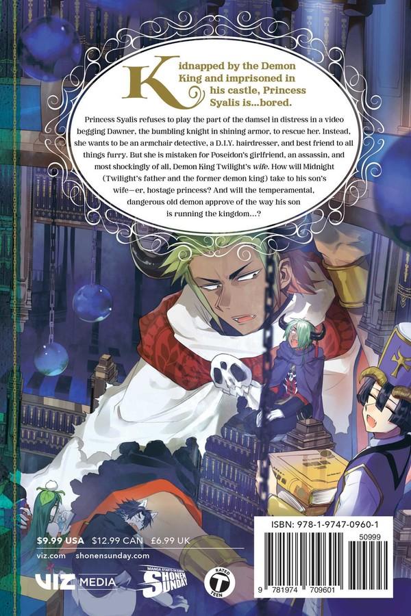 Sleepy Princess in the Demon Castle Manga Volume 10