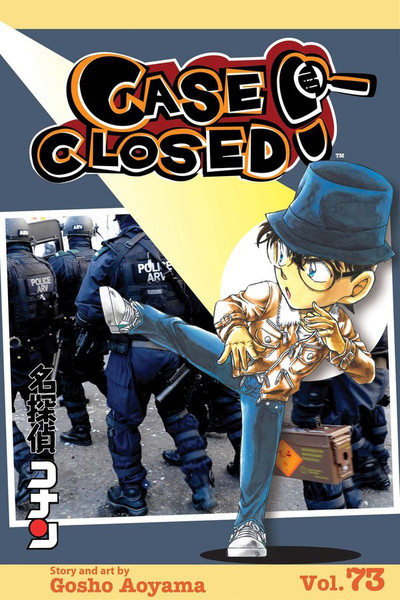 Case Closed Manga Volume 73